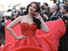 Cannes Film Festival: Aishwarya Rai Bachchan On Fashion Critics