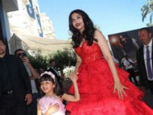 Cannes Fashion: Aishwarya Rai Bachchan's Disney Princess Look Was Her 'Playing Fancy Dress' For Aaradhya