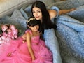 This Aishwarya Rai Bachchan And Aaradhya Pic From Cannes Must Be Amitabh Bachchan's Favourite