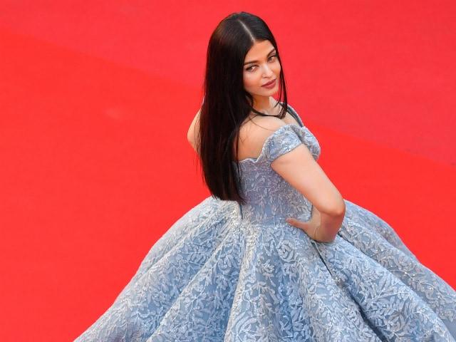 Cannes Film Festival: Aishwarya Rai Bachchan's Cannes Look Reviewed By Abhishek Bachchan