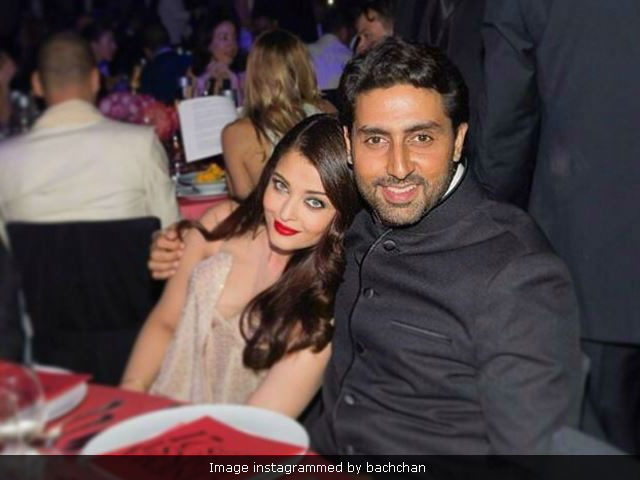 Aishwarya Rai And Abhishek Bachchan Approached By Anurag Kashyap For His Film Gulab Jamun