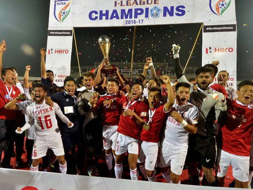 I-League: Aizawl FC, Relegated Last Year, Script Indian Football