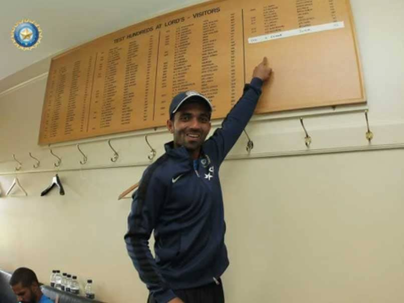 ICC Champions Trophy 2017: Ajinkya Rahane Feels 'Special' In England. This Is Why