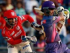 IPL 2017: Rising Pune Supergiant Cruise To A 9-Wicket Win Over Kings XI Punjab To Enter Play-offs