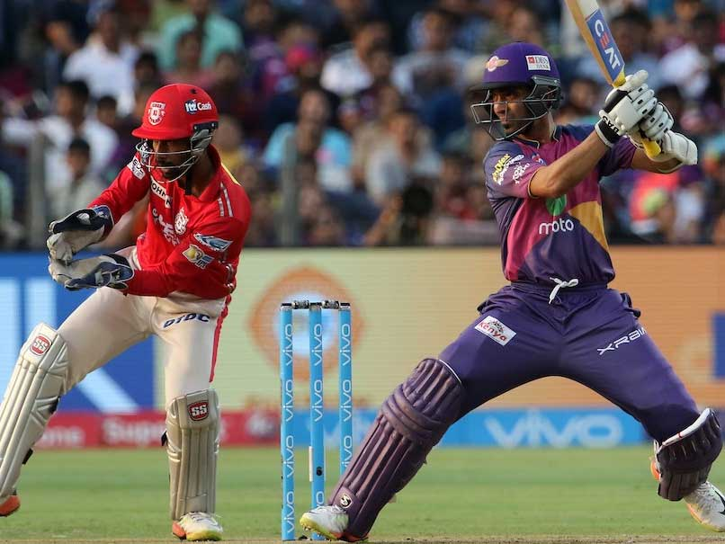 IPL Highlights, RPS vs KXIP: Pune Thrash Punjab By 9 Wickets To Secure Play-Off Berth