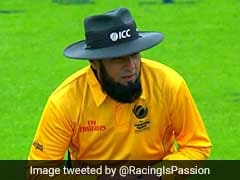 Hashim Amla Inspires Umpire Aleem Dar To Grow His Beard