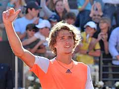 Next Gen ATP Finals: Alexander Zverev Plays Idols As Rookies Compete