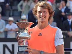 Rome Masters: Alexander Zverev Stuns Novak Djokovic To Win Maiden ATP 1000 Title