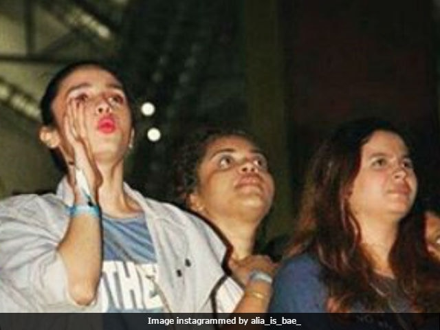 Justin Bieber's India Concert, Through The Lens Of Alia Bhatt