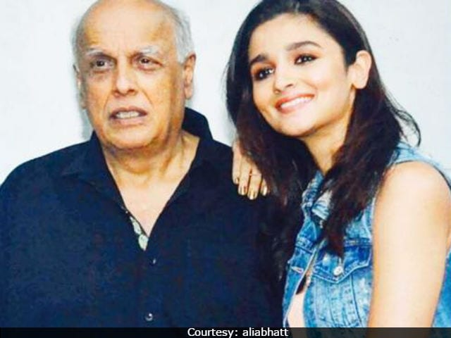 No, Alia Bhatt Isn't In Dad Mahesh Bhatt's Sadak 2 - Not Yet