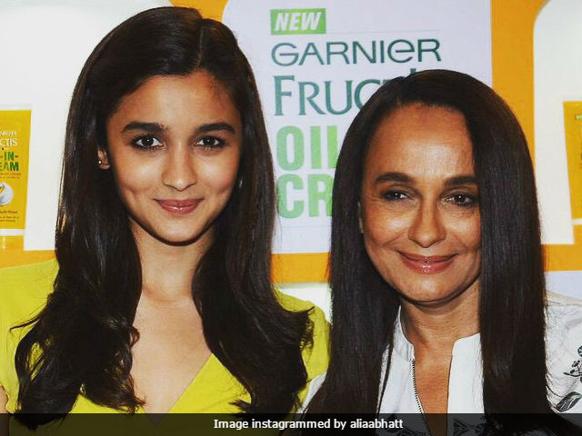 Love Ka Hai Intezaar: Alia Bhatt Is Overjoyed As Her Mother Soni Razdan Returns To The Small Screen