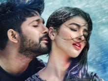 <i>Duvvada Jagannadham</i> Poster: Allu Arjun, Pooja Hegde And Their Intense Love Story