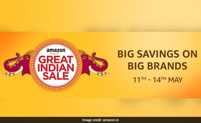 Potential customers can avail a 10 per centcashback during the Amazon Great Indian Festival