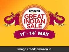 ऐमेजॉन (Amazon) की ग्रेट इंडियन सेल : 14 मई तक चलेगी, नामी ब्रैंड्स पर एक्सचेंज ऑफर्स और छूट