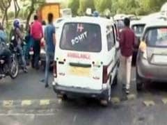 Homebuyers' Protest In Noida Blocks Traffic, Kills 7-Year-Old In Ambulance
