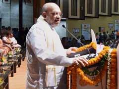 आपका काम ही भाजपा को दिल्ली विधानसभा चुनाव जिताएगा : नए पार्षदों से बोले अमित शाह