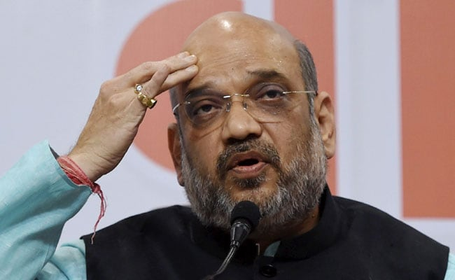 Direct Benefit Transfer Results In Rs 50,000 Crore Savings: Amit Shah