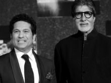 <i>Sachin: A Billion Dreams</i> - Amitabh Bachchan 'Filled Pride And Emotion' After Watching Film
