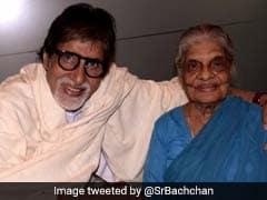जानिए क्या हुआ जब 103 साल की अपनी इस फैन से मिले अमिताभ बच्चन