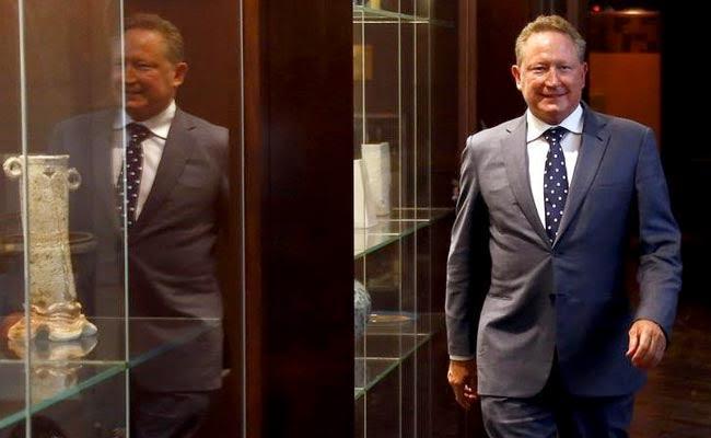Australia Prime Minister Praises Magnate Andrew Forrest's 'Game-Changing' $298 Million Philanthropy