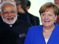 Germany's Angela Merkel Wants To Foster India Ties, Softens Message On US