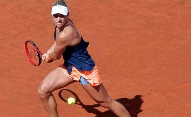 टेनिस : यूएस ओपन में बड़ा उलटफेर, गत विजेता एंजेलिक कर्बर पहले ही दौर में बाहर