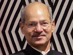 Anil Madhav Dave Gave Commendable Service To Nation, Says President Pranab Mukherjee