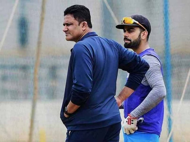 BCCI Officials Meet Indian Team Members To Get Feedback On Anil Kumble