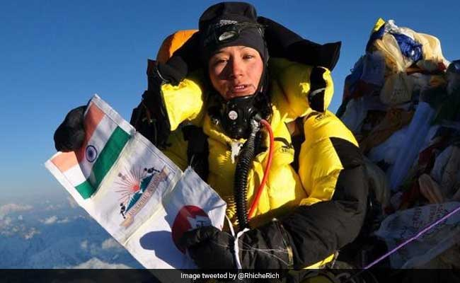 After Climbing Mount Everest Four Times, Anshu Jamsenpa Attempts Double Ascent