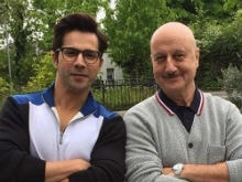 <i>Judwaa 2</i>: Anupam Kher Joins The Cast Of Varun Dhawan's Film
