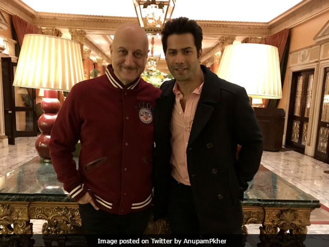 Judwaa 2: Anupam Kher Joins The Cast Of Varun Dhawan's Film