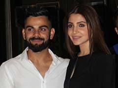 जहीर खान और सागरिका की सगाई पार्टी में ट्विटर पर छा गया विराट-अनुष्का का यह साथ