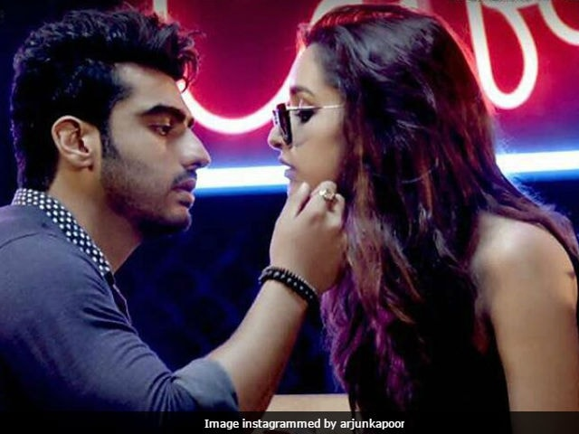 Shraddha Kapoor, Arjun Kapoor Borrow Line From Her Dad's Character Crime Master Gogo