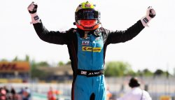 Arjun Maini Becomes The First Indian To Win A GP3 Race