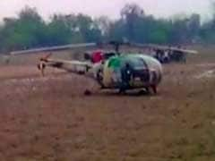 Emergency Landing By Army Chopper Near Jaipur, No One Hurt