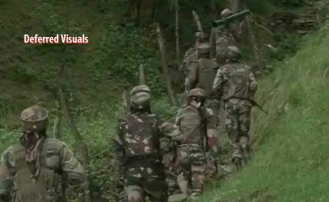 4 Terrorists Killed In Counter-Infiltration Operation In North Kashmir's Nowgam Sector
