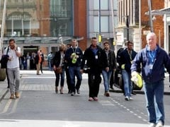 Manchester's Arndale Shopping Centre Reopening: Witness