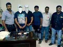 आईपीएल में सट्टा लगाने के आरोप में 2 लोग गिरफ्तार, 76 हजार नकदी बरामद