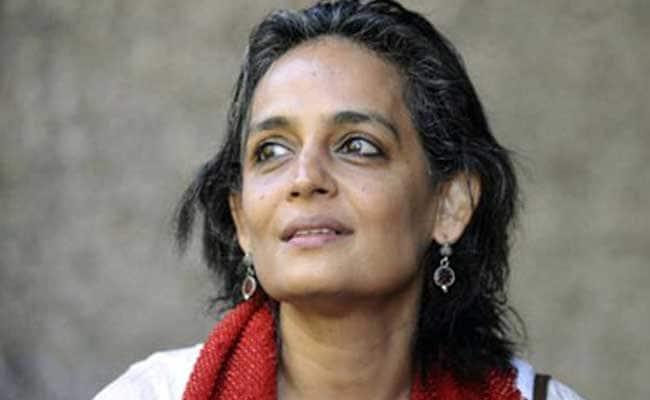 Arundhati Roy Attacks Government Over Delhi University Professor's Arrest