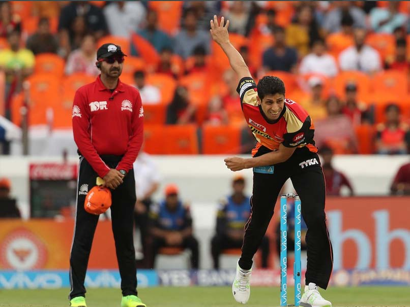 IPL 2017: Ashish Nehra Out With Injury, Big Blow To Sunrisers Hyderabad