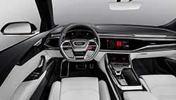 Audi Debuts Fully Integrated Android Operating System At Google I/O
