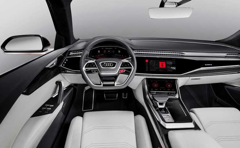 Audi Debuts Fully Integrated Android Operating System At Google IO - Google audi car