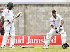2nd Test: Windies Respond After Azhar Ali ton, Misbah-ul-Haq Out For 99