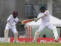 PAKvsWI: अजहर अली के शतक से पाकिस्तान ने  376 रन बनाए