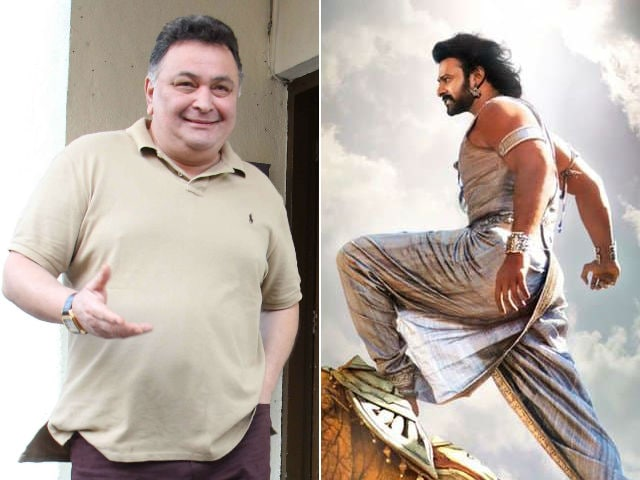 Baahubali 2: Rishi Kapoor Finally Watched The Film, Made This Prediction