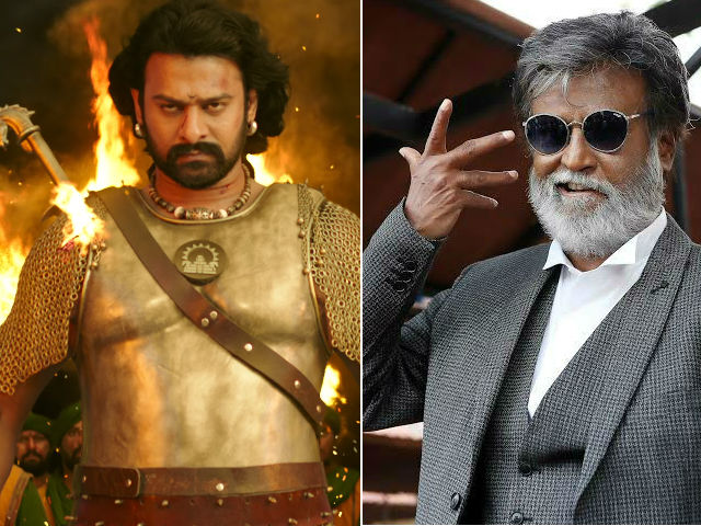Baahubali 2: Rajinikanth Reviews S S Rajamouli's Film
