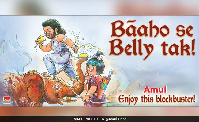 Amazing Facts About The Much-Loved Amul Butter Ads