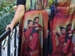 फिल्म ही नहीं 'बाहुबली साड़ी' भी हो रही है सुपर हिट