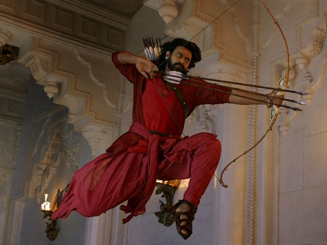 Baahubali: Prabhas Was Only Choice, No One Else Was Considered, Says Producer