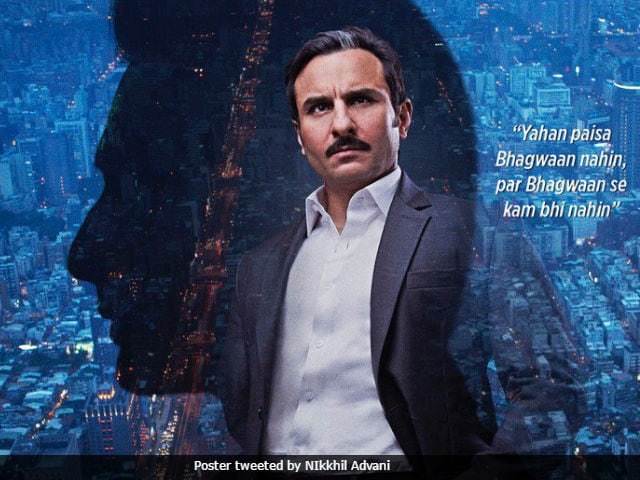 No, Akshay Kumar, Hrithik Roshan Weren't Offered Baazaar Before Saif Ali Khan
